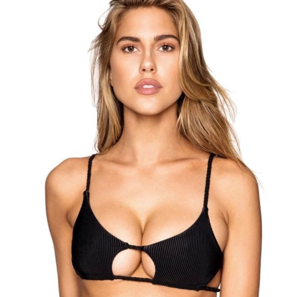 8a443bbae6 Frankie s Bikinis Other - Frankie s Willa Top size small in black